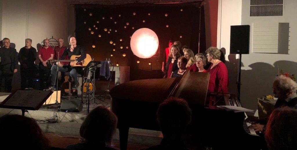 Wolf Maahn, Vringstreff & Freunde, Benefizkonzert in Dellbrück am 21.09.2018